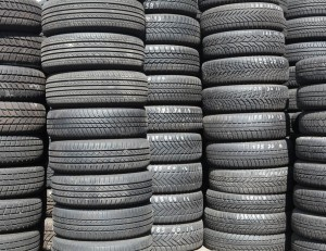 Stacks of tires that will fit your vehicle