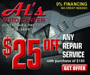$25 OFF Auto Repair
